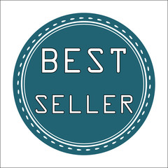 Best Seller Icon, Badge, Label or Sticke