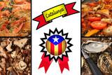 Catalunya  -   Gastronomia Catalana poster
