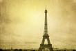 Retro Eiffel Tower