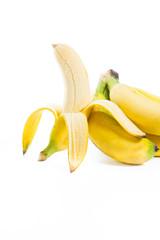 Bananas isolated