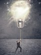 Illuminate an idea