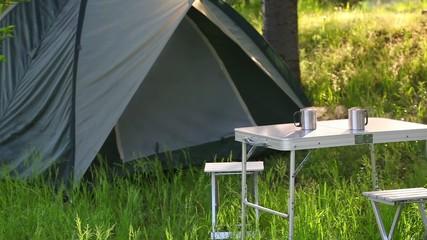 キャンプの風景6