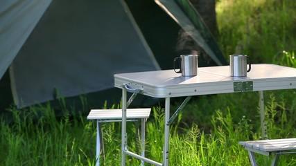 キャンプの風景7