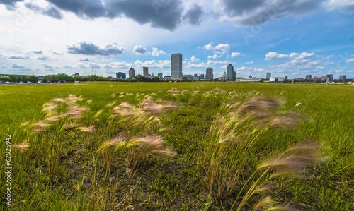 Fotobehang Grote meren Milwaukee Wisconsin
