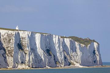 Kreidefelsen bei Dover,England