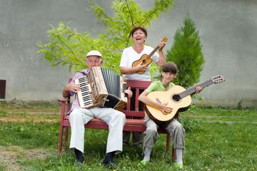 Funny musicians