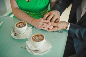 Hands in hands 7.