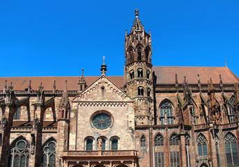 Freiburger Munster, Germany