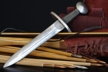medieval dagger replica