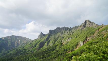 八ヶ岳 横岳