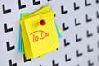 To Do, Stress, Burn Out, Selbstorganisation, Zeitmanagement