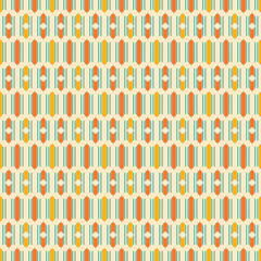 Seamless stripe  geometric pattern