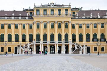 """""""Schloss Schönbrunn Front"""""""
