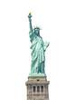Leinwanddruck Bild - The Statue of Liberty, NYC