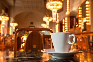 Coffee time, Prague