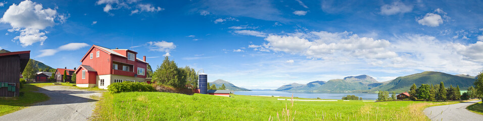 Rural scenes , Norway