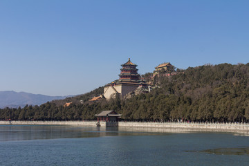 Summer Palace in Beijing China