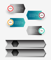 infographic illustrator design vector download