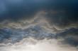 Leinwandbild Motiv clouds