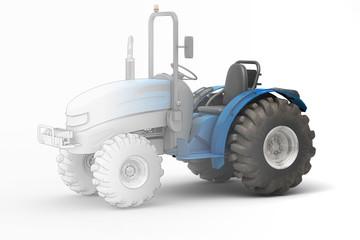 Tractor VI - mix