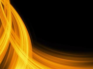 抽象的な光の線の背景