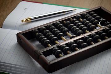 Accountants era before digital system.