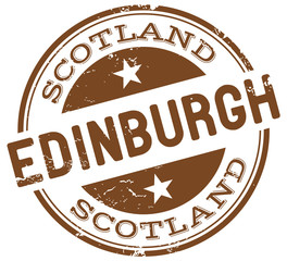 edinburgh stamp