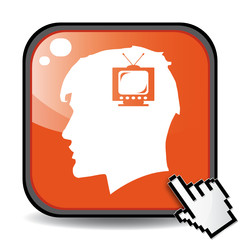 TV HEAD ICON