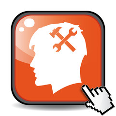 TOOLS HEAD ICON