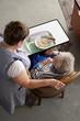 Troisième Âge,  Aide familiale, assistance repas
