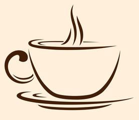 coffee cup symbols