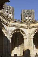 Unfinished Chapels, Monastery of Batalha