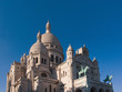 canvas print picture - Sacre Coeur