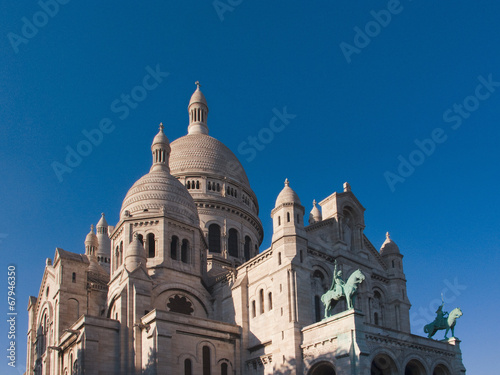 canvas print picture Sacre Coeur