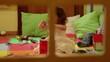 9of15 Little children, kids playing in kindergarten, preschool