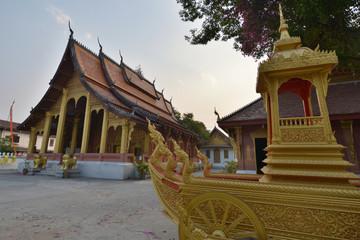Wat Saen en Luang Prabang, Laos