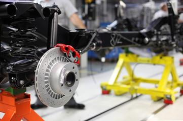 Karosserie Auto Fabrik