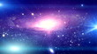 Colorful space nebula 6