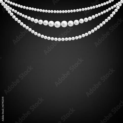 pearl decoration - 67952541