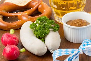 Münchner Weißwürste