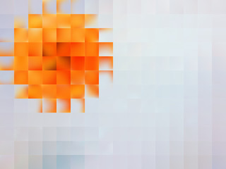Colorful background with abstract shapes. EPS10