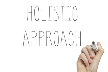 Hand writing holistic approach