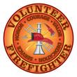 Volunteer Firefighter Courage