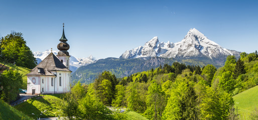 Nationalpark Berchtesgadener Land, Bavaria, Germany