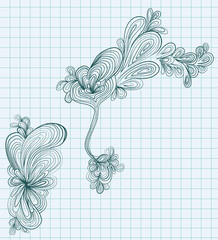 draw on paper
