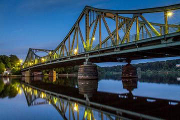 Berlin / Potsdam: Glienicker Brücke