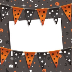 halloween card decoration