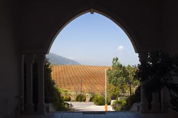 Weingut im Libanon