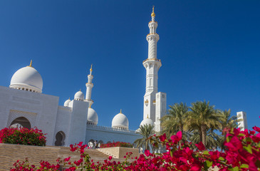 Marble Mosque in Abu Dhabi