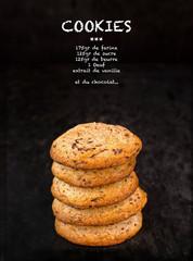 La recette des cookies